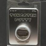 ESP tungstens putty, shoddy silt (grå). Æske med 25 gr