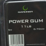 Gardner 11 lb Power Gum. Der medfølger en rulle med 5 meter