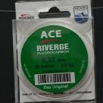 Ace riverge 0.37 mm. Der medfølger 5 meter ikke en hel rulle