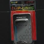 ESP mini clip med Kinetic svirvel. Der medfølger 1 stk, ikke en hel æske